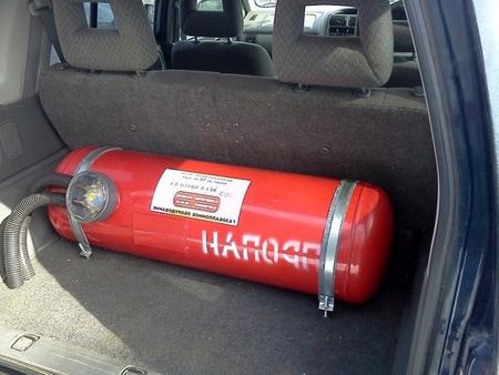 Минусы заправки автомобиля газом