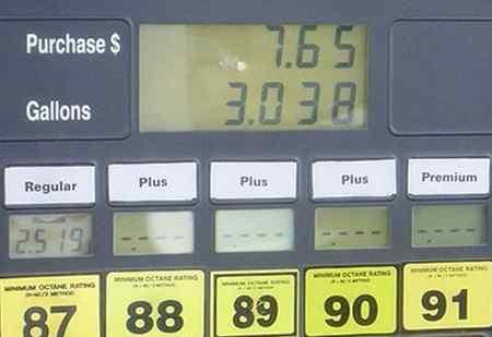 Как поднять октановое число бензина спиртом