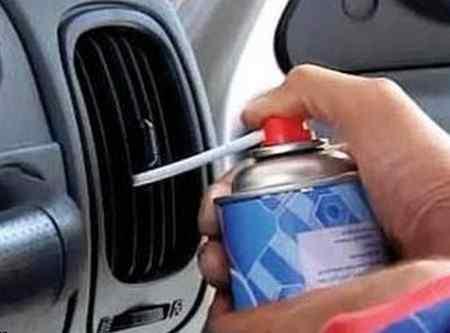 Чистка автомобильного кондиционера своими руками