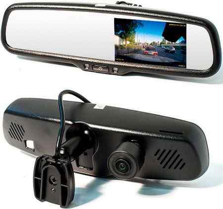 Как выбрать зеркало-видеорегистратор