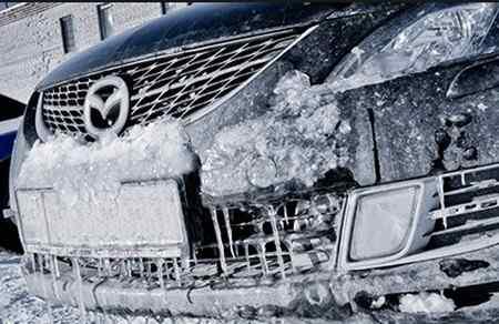 Можно ли мыть автомобиль в мороз?