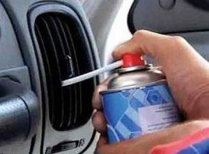 Чистка автомобильного кондиционера