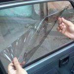Съемная тонировка стекол