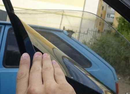 Съемная тонировка стекол - что это такое?
