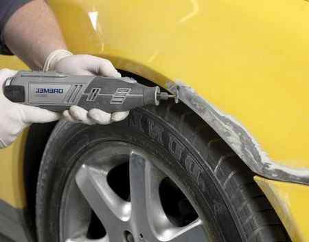 Как убрать ржавчину с кузова автомобиля самостоятельно