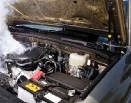 Чем опасен перегрев двигателя?