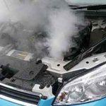 Причина перегрева двигателя в автомобиле
