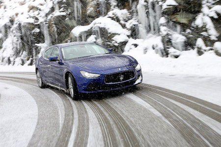 Зимнее вождение автомобиля